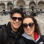 Author Briana Grappo and Javier, from the travel and lifestyle blog A dash of Life.
