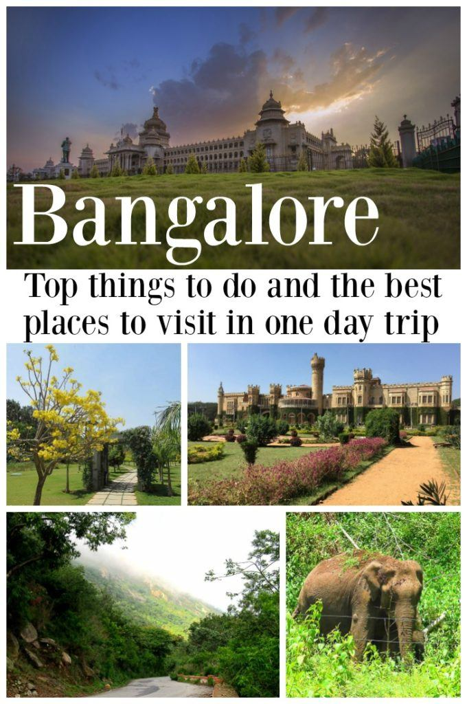 The ultimate list of places to visit in Bangalore in one day. A mix of nature, history, local food, traditional market and top things to do in Bangalore, India. Beautiful places to visit in Bangalore for family, friends, and couples. Tips to find the best places to stay in Bangalore and how to get there. #Bangalore #India #Travel #Thingstodo in #hotelsinbangalore