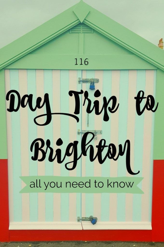 Make the most of your Brighton Day trip. Here is our list of things to do in Brighton, where to eat and what to see. It's the perfect Brighton one day itinerary and if you decided to stay longer we also give you some good recommendations on where to stay in Brighton, UK.