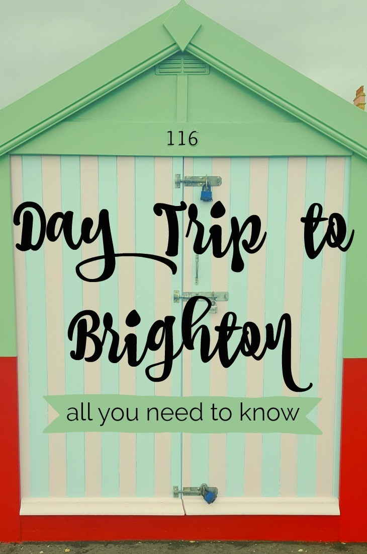 Make the most of your Brighton Day trip. Here is our list of things to do in Brighton, where to eat and what to see. It's the perfect Brighton one day itinerary and if you decided to stay longer we also give you some good recommendations on where to stay in Brighton, UK. #Brighton #Thingstodo #UK #BrightonEngland #BrightonEnglandThingstodo