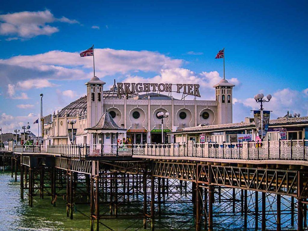 There is so many things to do in Brighton in one day that you will be busy from morning to evening.