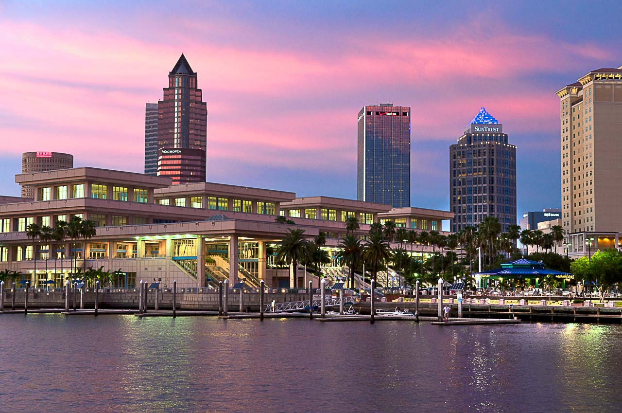 Our recommendations of the best things to do in Tampa, Florida include a visit to Downtown Tampa