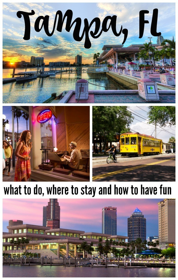 It's time to plan your trip to Tampa, Florida. We listed the best things to do in Tampa, best places to stay, outdoor activities and place to eat. Attractions for families, solo travelers and some romantic things to do in Tampa, we have covered all.