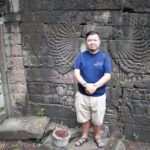 Author Mike Aquino from the blog Southeast Asia Time Traveler.