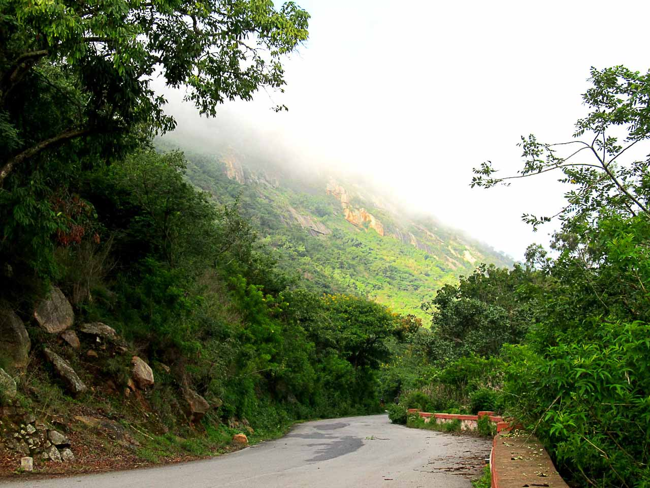 The Nandi hills is one of the top places to visit in Bangalore, add it to your morning itinerary and get a bit of fresh air.