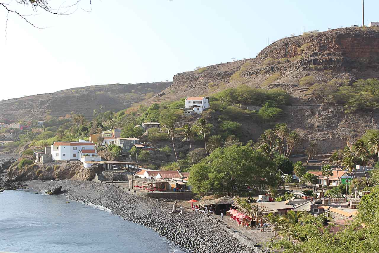 Discovering quiet villages are some of the best things to do in Santiago Cape Verde.