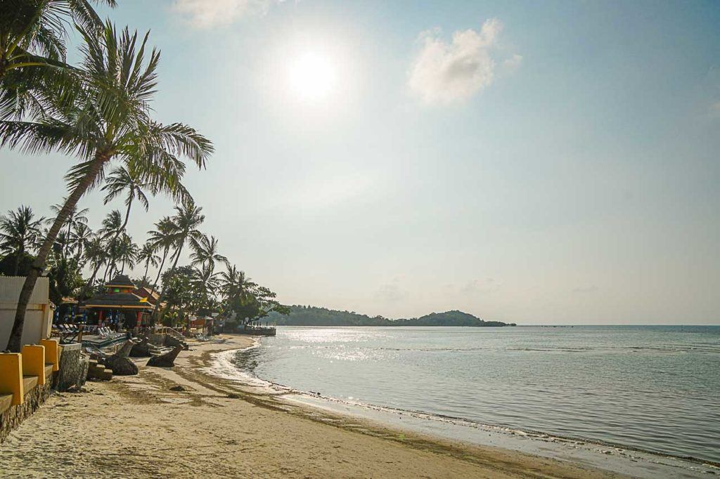 The best time to visit Koh Samui is during the dry season, so keep an eye on weather to enjoy the best of this Thai Island.