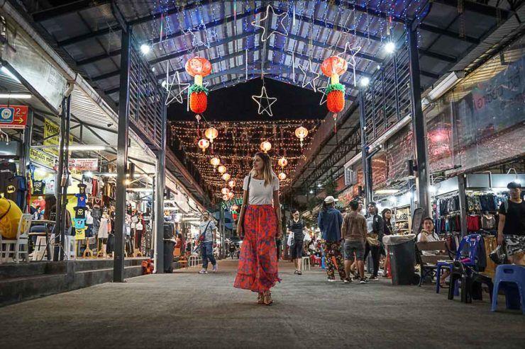 O que fazer e onde ficar em Hat Yai no sul da Tailândia.