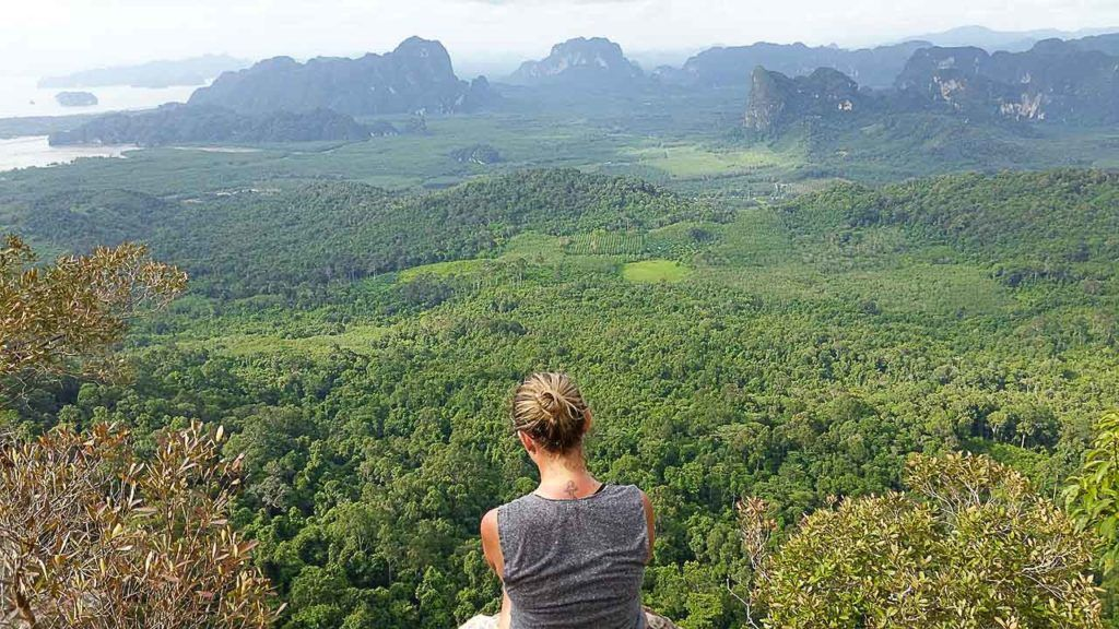 Enjoy nature in Krabi, there are many things to do besides beach and I'm sure you gonna love it all.
