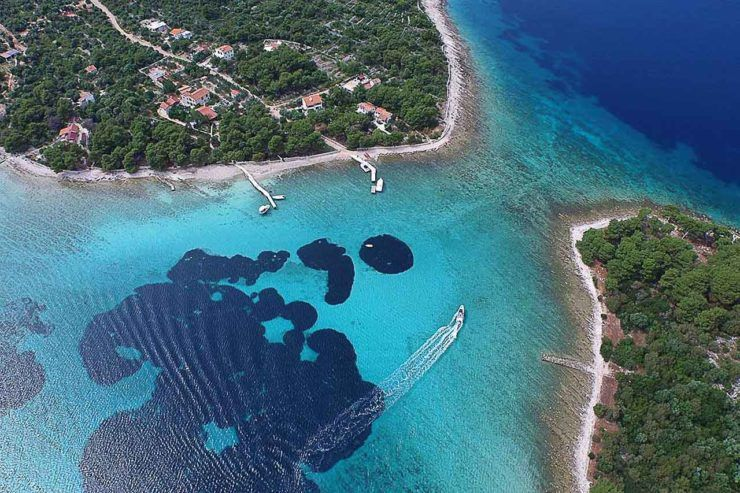 The Most romantic cruises in Croatia