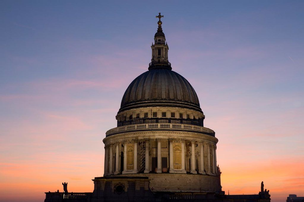 Even spending just one day in London, you must visit S.t Paul's Cathedral it's one of the top attractions in the City of London.