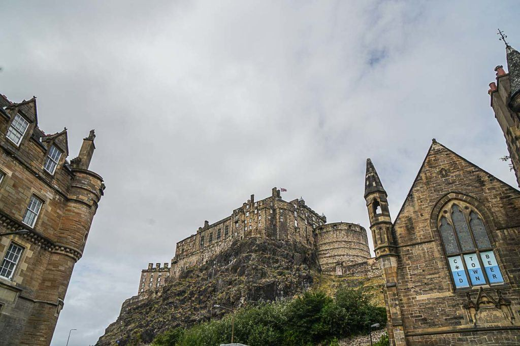 Edinburgh was one of the highlights of our Into the Midnight Sun Viking Ocean Cruise Itinerary.