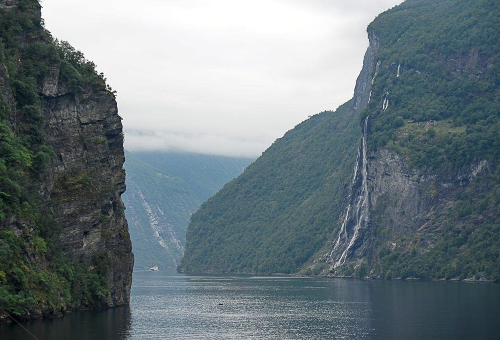 The second stop of our Viking Ocean Cruise was the Norwegian Fjords and Geiranger.