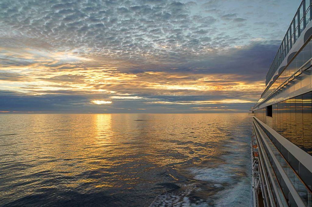 into the midnight sun viking ocean cruises review luxury and
