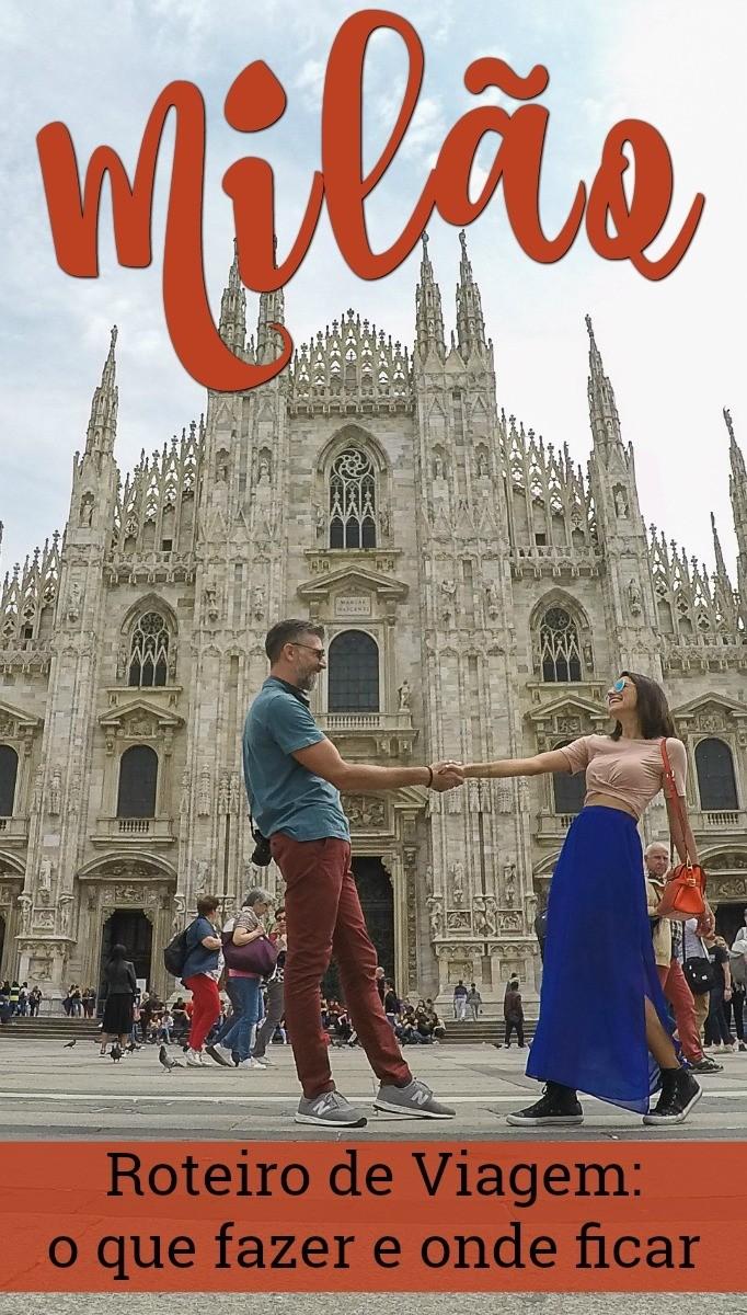 Super guia do que fazer em Milão, pontos turísticos e lugares diferentes para visitar. Dicas de onde ficar em Milão com hotéis para todos os tipos de viajntes e bolsos. Recomendação de bares, lugares para comer em Milão e ir às compras. Tudo que você precisa saber para montar seu roteiro de viagem para Milão, Itália. #Milao #MilaoHotel #MilaoItalia #MilaoOqueFazer