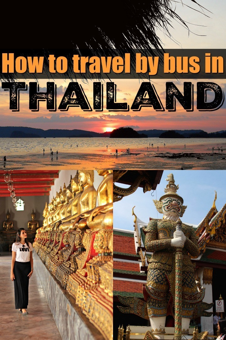 The ultimate guide to travel Thailand by bus. All you need to know about destinations, routes, type of buses in Thailand and stations. Where to search for timetables and how to by bus tickets in Thailand online and hassle-free. If you know how to plan your trip, busses can be one of the best ways to travel around Thailand especially if you want to save money and time.