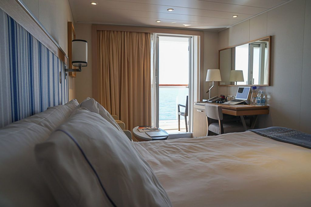 The Viking Ocean Cruise stateroom are comfortable, beautifully decorated and the room service is impeccable.