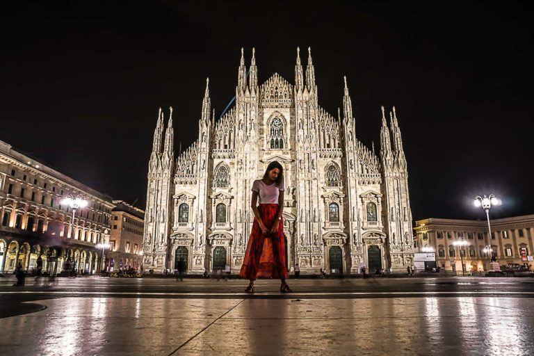 What to do in Milan and where to stay