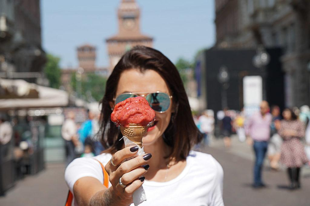 On your 3 days in Milan you must visit the Duomo, the Castle and eat a lot of gelato.