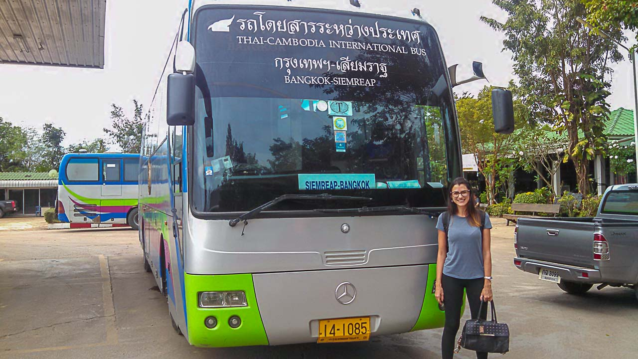 How to travel in Thailand by bus – All you need to know
