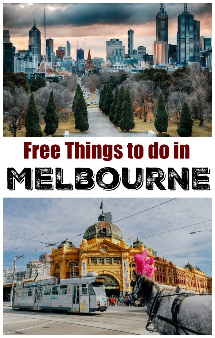 Top free things to do in Melbourne, Australia. Travel tips, cheap attractions in Melbourne, parks and how to find cheap accommodation. Melbourne best budget hotels and hostels.