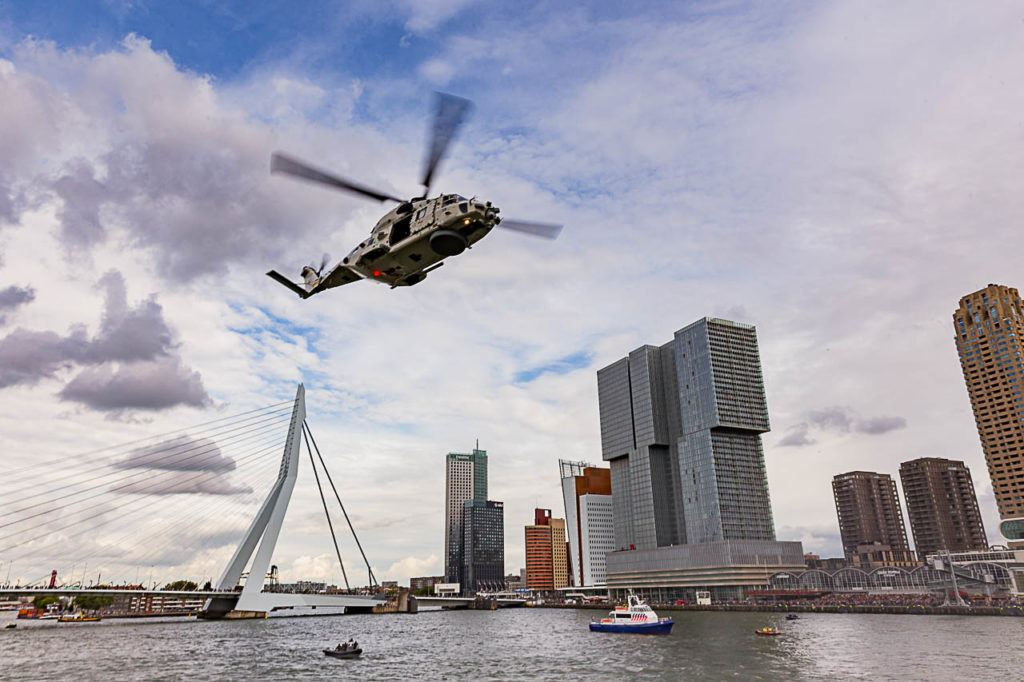 Plan your trip to Rotterdam for next September and be part of the incredible World Port Days.