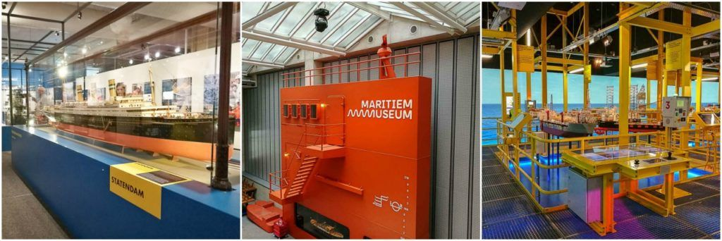 Learn about Rotterdam maritime history and have fun at the Rotterdam Maritime Museum.