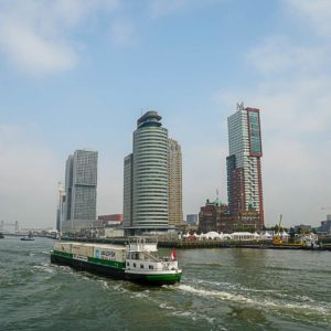 Rotterdam boat tours are the best way to explore the city and the port.