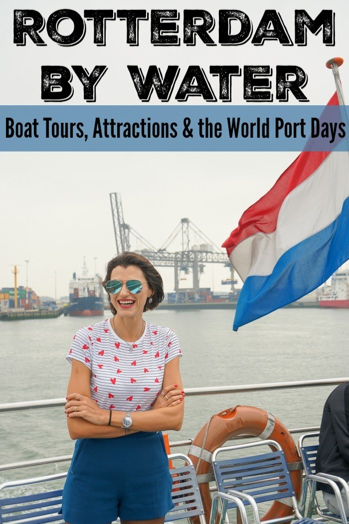 Discover Rotterdam by water. The best Rotterdam boat tours, water activities and the incredible World Port Days. Where to stay in Rotterdam by the river.