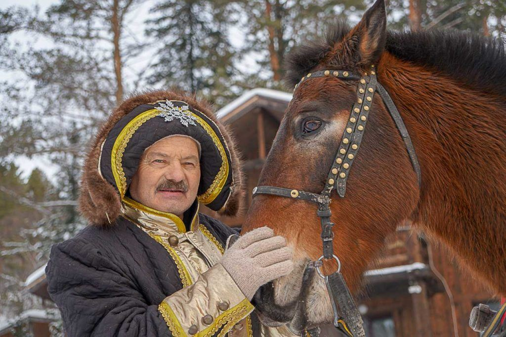 Siberian people is very welcoming and proud of their traditions and culture.