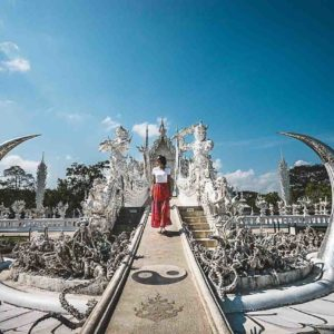 How to plan the best day trip to Chiang Rai Thailand