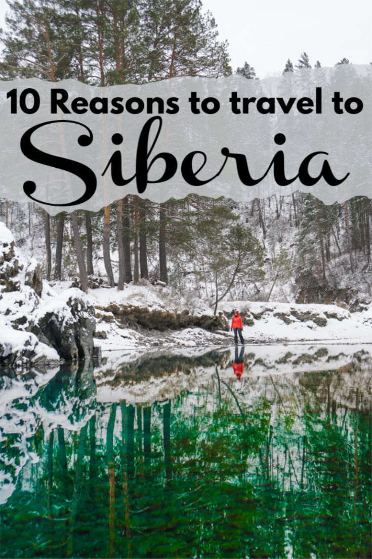 Looking for a winter wonderland? Here are 10 reasons why you should pack your bags and travel to Altai Mountains in Siberia. Crystal clear lakes, frozen rivers, winter sports, snow trekking and much more. Follow our tips to travel to Altai Mountains on your next winter holiday and discover this stunning part of Siberia, Russia.  #Siberia #Russia #Siberiatravel #Altai