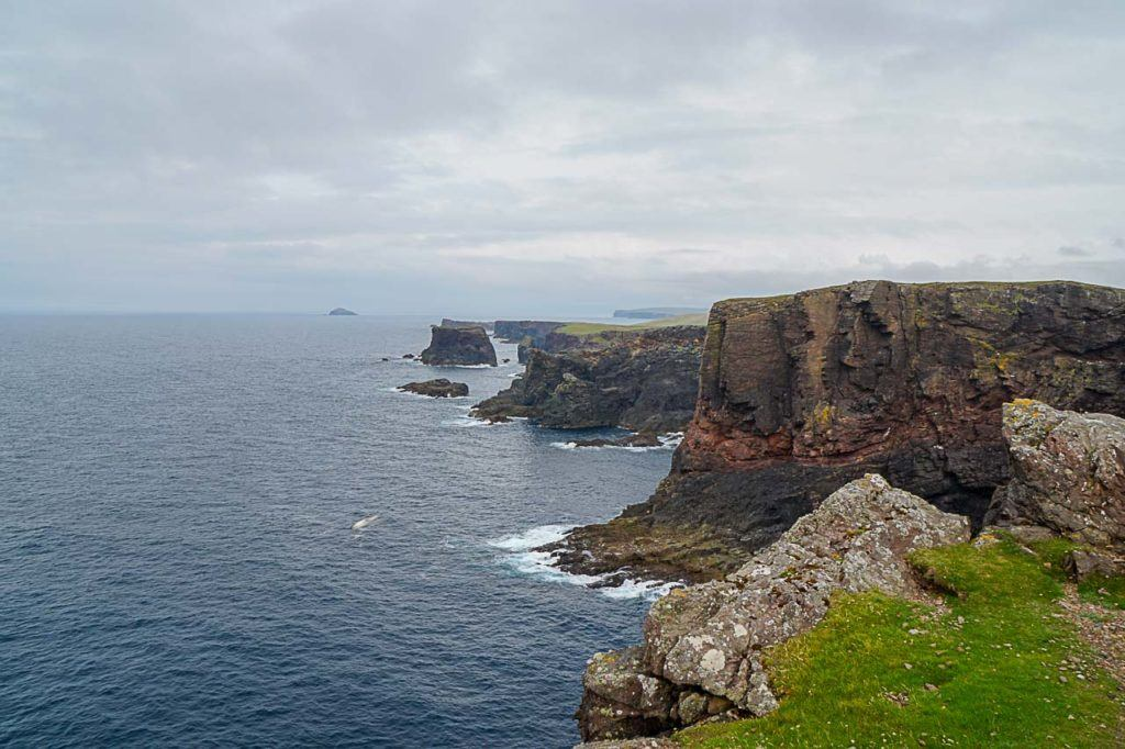Shetland Islands in the UK are better explored onboard a ship and most of the top North Europe Cruises stop by there.