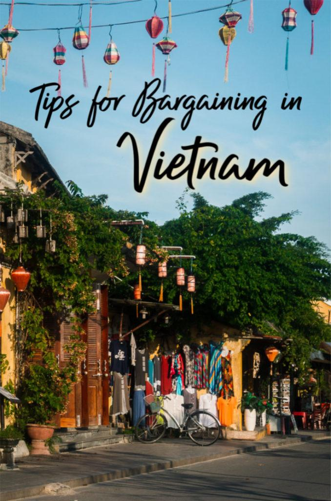 Vietnam is a shopping paradise and you can find anything there. However, to get the best prices and goods you must be able to bargaining in Vietnam, which is not an easy task for many travelers. That's why we put together some useful tips to help you get your hand on bartering and enjoy your shopping adventures in #Vietnam's endless markets and street shops. #Vietnamshopping #Vietnamtravel