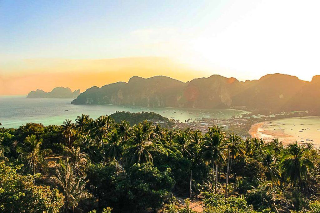 Koh Phi Phi Viewpoint - Thailand