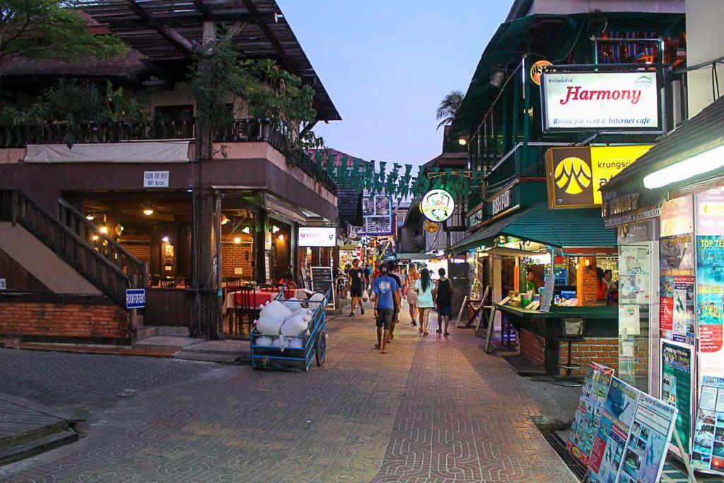 ideias do que fazer em Phi Phi na Tailândia