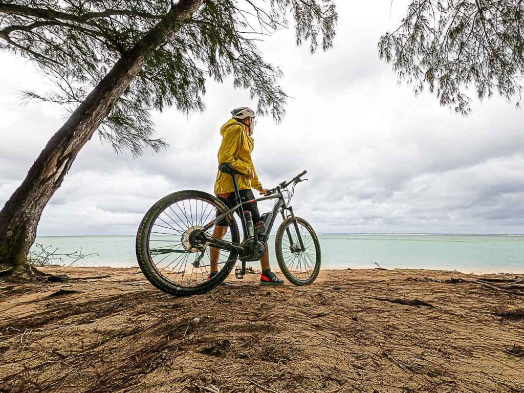 Cycling in Mauritius is a great way to see the island.