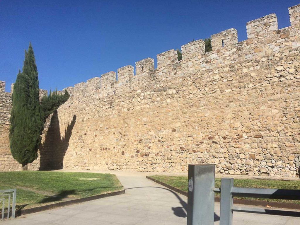 Evora City Walls.