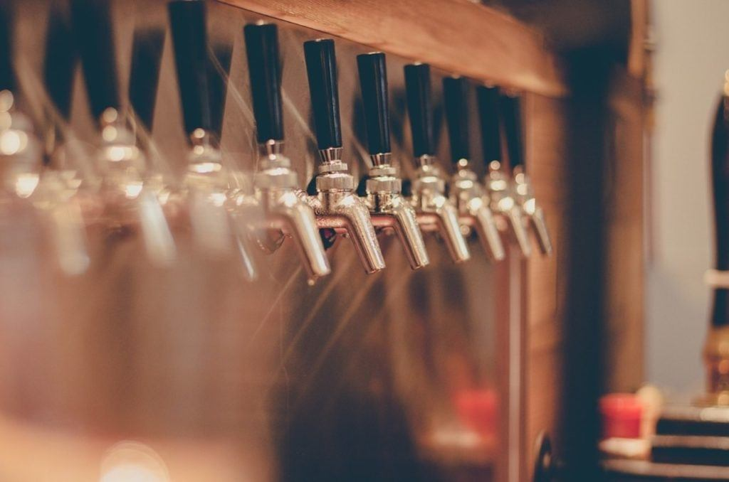 Taps from one of the best NYC breweries.