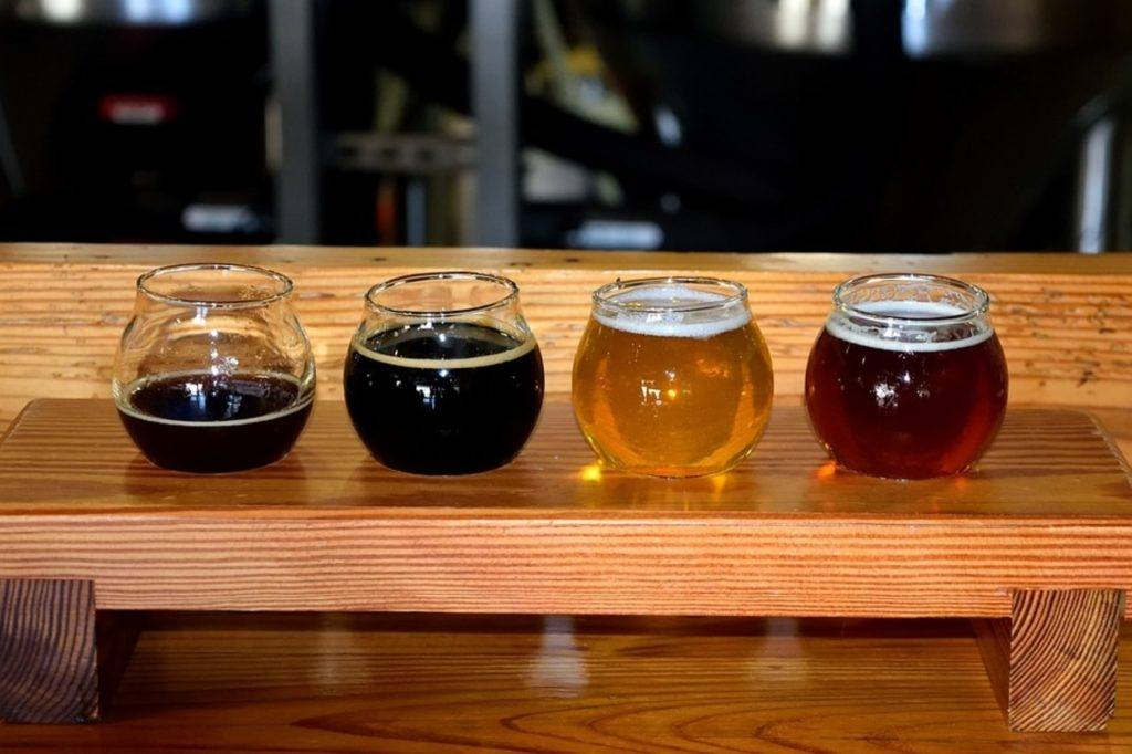 Kings County Brewery is one of the coolest breweries in NYC.
