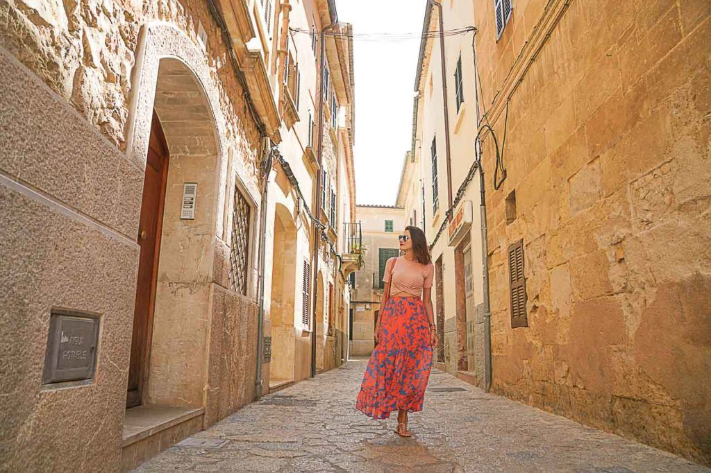 A visit to Pollensa Old Town is a must for any traveler staying in Puerto Pollensa.