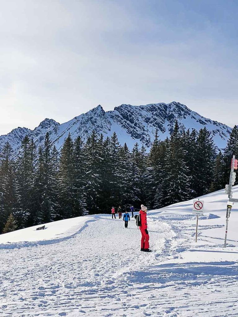 Natursprünge Path is one of the most beautiful walking trails in a Brandnertal ski vacation.