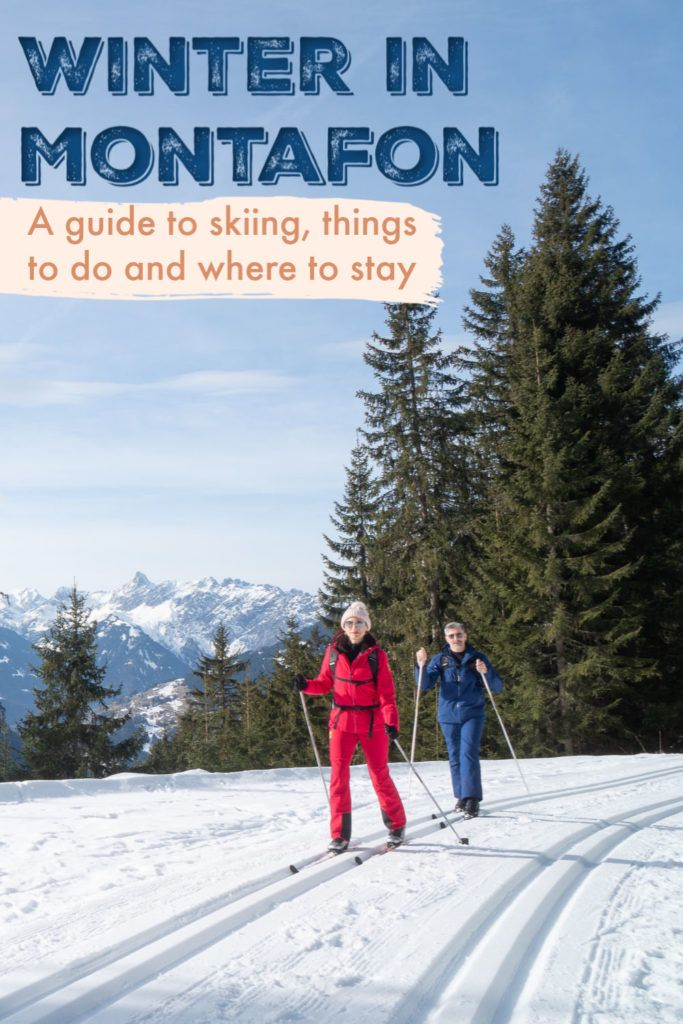 Guide to Montafon ski resorts and activities. Everything you need to know to plan a winter holiday in Montafon, Austria. Travel tips to get there and around, best hotels in Montafon, information about Montafon ski areas and ski pass, plus recommendations of our favorite winter activities, lessons and tours. #Montafonwinter #Montafonhotel #hotelmontafon #Vorarlberg #Vorarlbergaustria #Austiatravel #austriawinter #austrianalpes