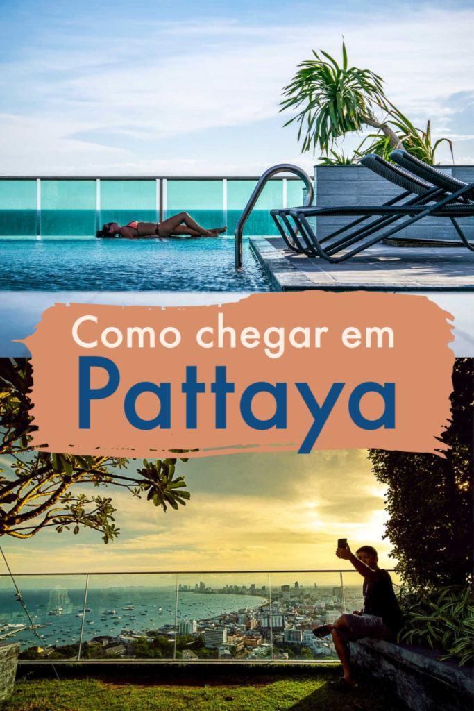 Guia detalhado sobre como viajar para Pattaya, na Tailândia. As melhores rotas, horários, preços de transporte e como chegar em Pattaya saindo de Bangkok e outros destinos no país. Tudo o que você precisa saber antes de reservar seu voo, trem, ferry ou ônibus para Pattaya. #tailandia #pattaya #pattayaviagem #pattayaferry #pattayaonibus