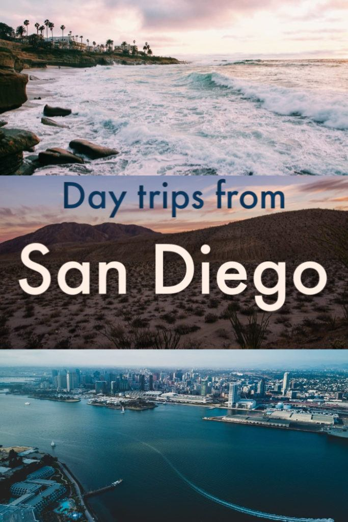 The best day trips from San Diego are waiting for you. Ideas of what to do around San Diego, California, USA. Inspiration for all types of travelers and residents, from beer and wine tasting to outdoor activities and beaches near San Diego, we covered it all. We also recommend some unique tours to add to your San Diego day trip. #sandiego #sandiegocalifornia #sandiegodaytrips #sandiegodaytripsideas #sandiegothingstodo