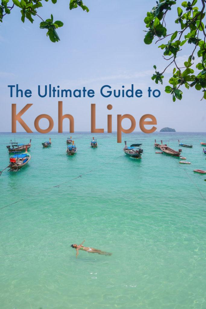 The ultimate guide to Koh Lipe, Thailand. We listed the best activities and things to do in Koh Lipe, including diving and snorkeling tours. The best beaches, where to stay in Koh Lipe, delicious food to try, and how to get to paradise. Start planning your Koh Lipe trip now and enjoy our favorite island in Thailand. #kohlipe #kohlipethailand #kohlipebeach #kohlipehotel #kohlipephotography