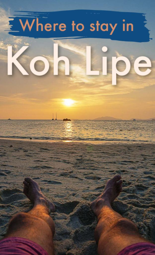 Koh Lipe Accommodation Guide. Tips and recommendations on where to stay in Koh Lipe, Thailand. We listed the best beaches in Koh Lipe with the pros and cons of staying in each of them. Plus, a list of the best hotels in Koh Lipe, resorts and hostels for all budgets and travelers. Here is everything you need to know to book the perfect room in paradise. #kohlipethailand #kohlipehotel #kohlipebeach #kohlipethailandbungalows