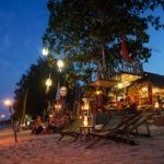 Sea La Vie is a hippie bar/cafe located in the middle of Sunrise Beach.