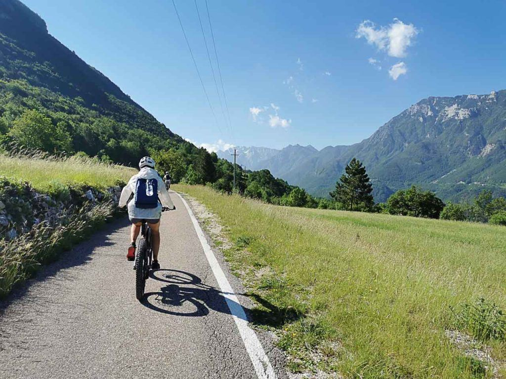 If you love to cycle and want to have this unique experience in Rovereto, join a bike tour or rent a bicycle and go by yourself.