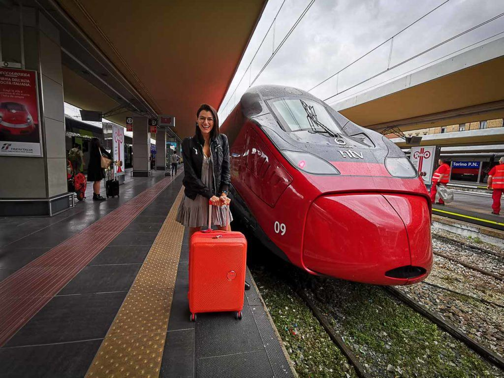 You can travel to Rovereto from everywhere in Italy by train or bus.